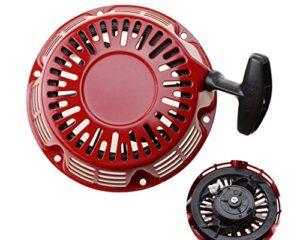 REPLACEMENT RECOIL STARTER ASSEMBLY FITS HONDA GXH50 GX100 GX160 GX240//270 GX390